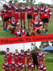 Pittsworth 9's Carnival