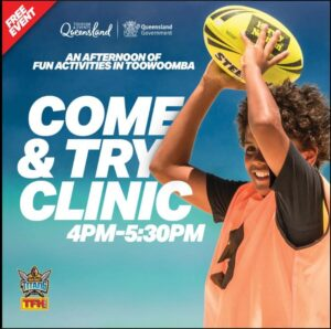Come & Try Clinic