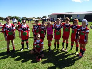 Under 11 Team Write Up Against Brothers 28th April 18